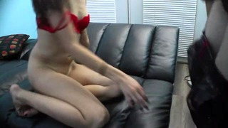 Sexy Girlfriend Recieves It After A Night Out
