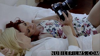 Nubilefilms – Lesbian Elle Alexandra Fucks Bros Gf