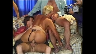 Real Housewife Whore Cheats At Her Hubby Fucking With Four Guys