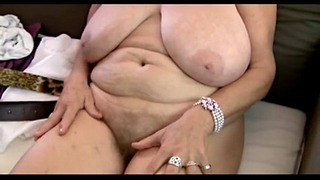 000000000000000 64yr Old Hirsute Curvy Granny Isabel Shows All Her Stuff